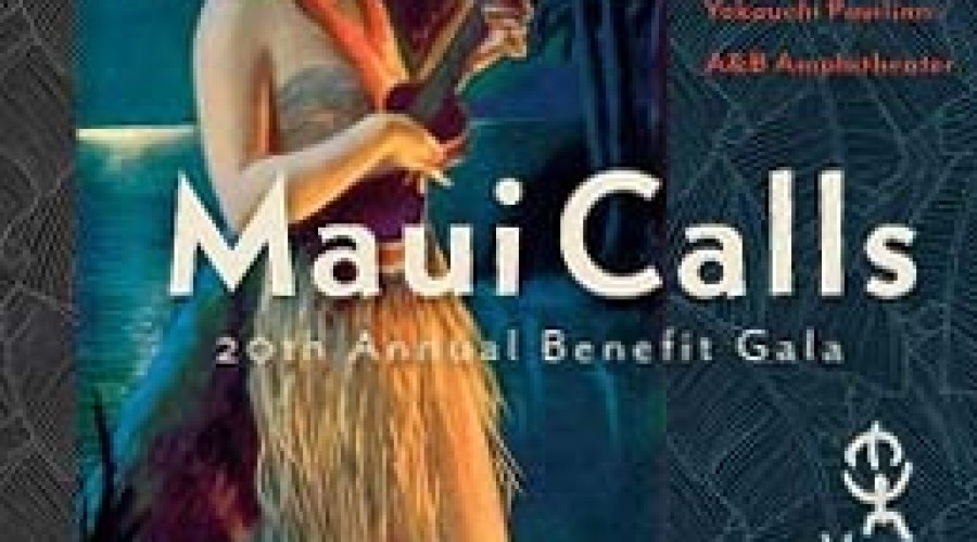 MSM Supports the MACC at its 20th Annual Maui Calls Event