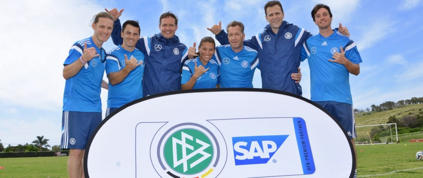 Filipovic Joins 2014 World Cup Winners for SAP Winner's Circle Event in Kona