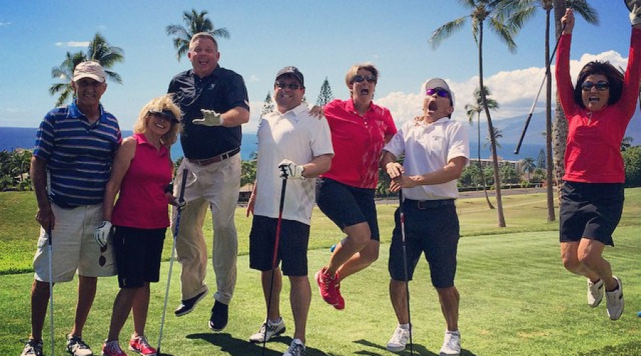 Hawaii Food and Wine Festival + Roy's Golf Tournament
